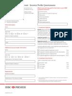 2035 6597 Risk Profile Premier