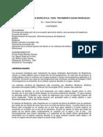 Ecuacion General Procesos de Biopelicula
