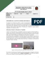 Guia e Informe Difraccion Rendija