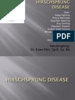 Power Point Hirschsprung Disease