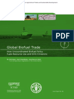 Global Biofuel Trade