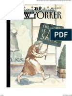 01. the New Yorker, Jan 05, 2009