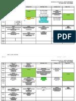 Jadwal 3.4 International TA 2013-2014
