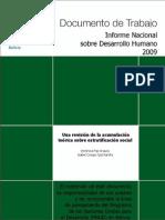 Teoria Estratificacion Social PNUD Crespo Paz
