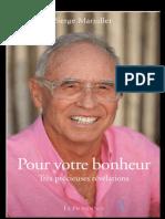Serge Marjollet - Pour Votre Bonheur - 2014