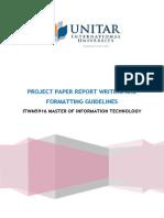MIT Project Paper