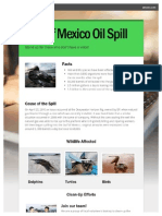 gulf of mexico oil spill   smore