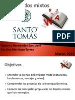 Los Métodos Mixtos Universidad Santo Tomas, La Serena