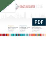 Programa del Intercambio de la Iniciativa Think Tank 2015