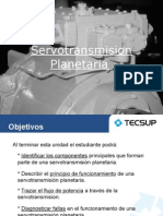 11. Servotransmisión Planetaria