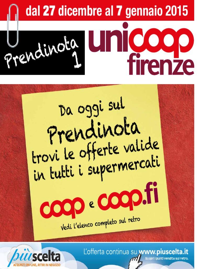 Materasso Memory Offerta Coop.Volantino Prodotti In Offerta Superstore Unicoop Firenze 27