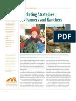 Marketing Strategies for farmers
