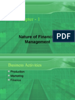Ch_01 Nature of Financial Management