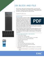 h13015 Vmax 10k Block File Ss