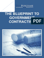 The Blueprint to Government Contracting