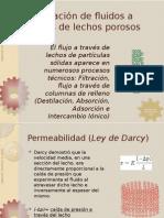 Circulación de Fluidos a Través de Lechos Porosos (1)