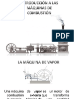Introducción a Las Maquinas de Combustión