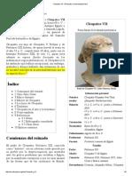 Cleopatra VII - Wikipedia, La Enciclopedia Libre