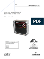 Mcu 90020 Medidor de Nivel