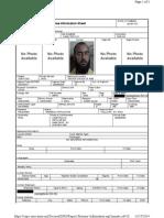 Baghdadi Detainee File 2