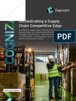 Orchestrating a Supply Chain Competitive Edge