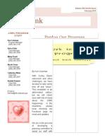February Newsletter JOBS