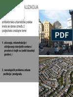 Urbana Revitalizacija