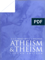 Atheism and Theism-Blackwell Philosophy