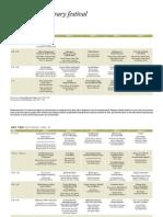 LLF Program 2015