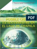 Extraterrestre - Posible Ciudad Extraterrestre en El Lago de Chapala R-080 Nº056 - Reporte Ovni