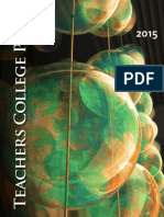 Teachers College Press 2015 Catalog