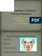 Face Reading in Classical Chinese Medicine