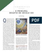 veiga - o principal desafio do sec xxi.pdf