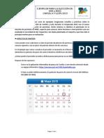 Ejemplos Para La Elección de EDS y AREC 2015