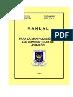 Manual Para La Manipulación de Los Combustibles de Aviación