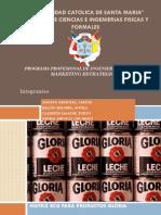 Matriz Bcg Productos Gloria