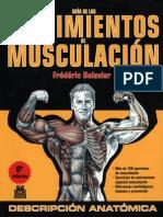 Guía de Los Movimientos de Musculación 6 edicion