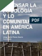 Repensar La Psicologia y Lo Comunitario en America Latina Libre