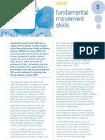 9 fundamental movement skills