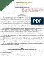 Lei de Improbidade Administrativa (Lei 8.429-92)