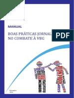 Manual de Boas Práticas Jornalísticas no Combate à VBG