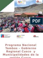 Programa Nacional de Tambos