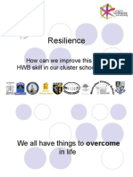 parents presentation on resilience