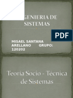 Teoria Socio-Tecnica de Sistemas