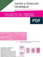 Administración y Dirección Estratégica Cap 3