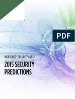2015 Security Predictions