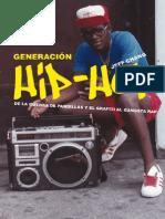 Generación Hip-Hop - Caja Negra - Extractos