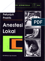 Anastesi Lokal