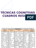 TMC Cuadros Resumen Tecnicas Cognitivas