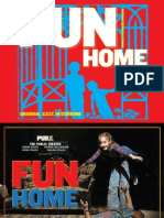Digital Booklet - Fun Home